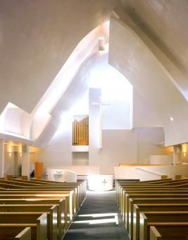 First Presbyterian #Church by Abramson Teiger Archiects