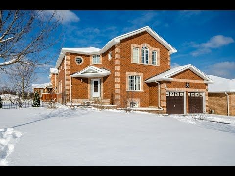 28 Bloom Cr Barrie Ontario Barrie Real Estate Tours HD Video Tour