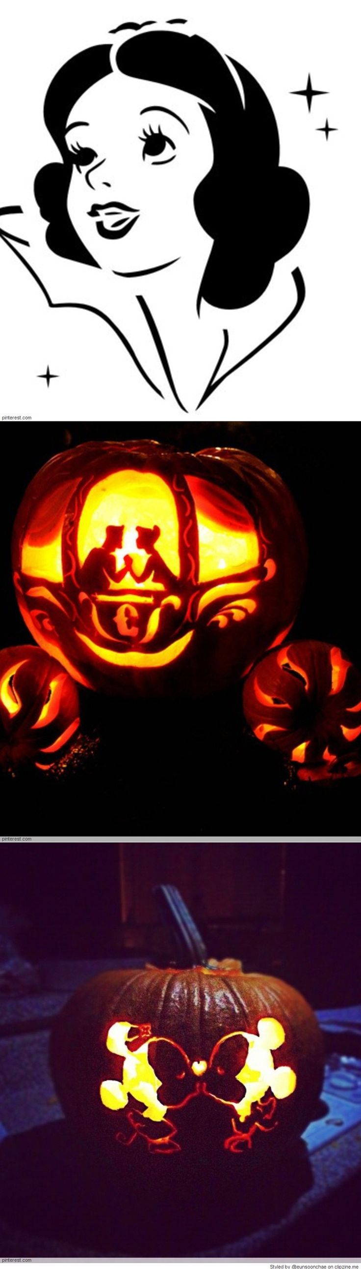 Best disney pumpkin carving ideas on pinterest