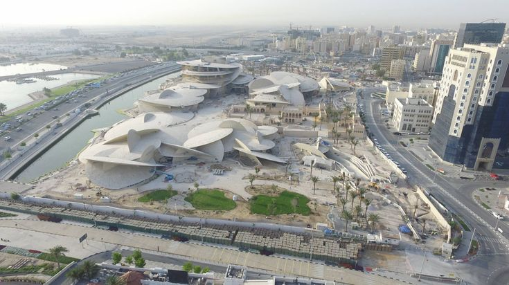 The National Museum of Qatar – An identity takes form. Qatar is a young nation in the Persian Gulf, a peninsula, a tongue surrounded by water where the desert reaches into the sea.   The Qatari descend from a nomadic Arabian people who settled in this maritime desert.   Some became fishermen, others hunted for …
