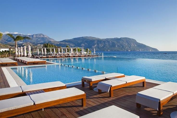 Karpathos, Karpathos-stad, Hotel Alimounda Mare