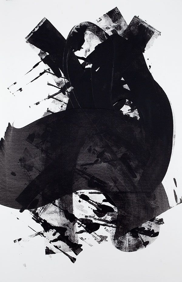 17 Best images about Black and white abstract art on Pinterest ...