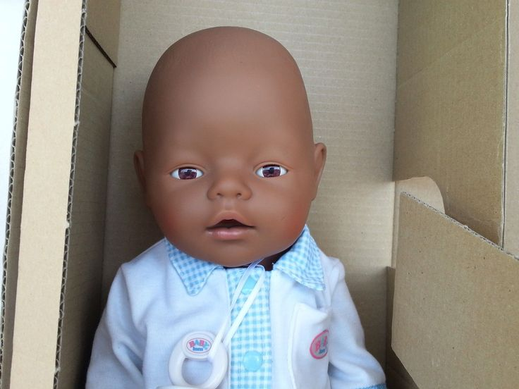 Orig. alte Zapf Baby Born Puppe farbig 90er Jahre NEU/OVP in Spielzeug, Puppen & Zubehör, Babypuppen & Zubehör | eBay!