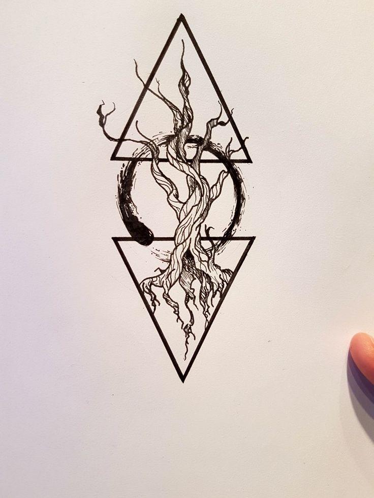 best 25 tree tattoo designs ideas on pinterest small tree tattoos wrist hand tattoo and