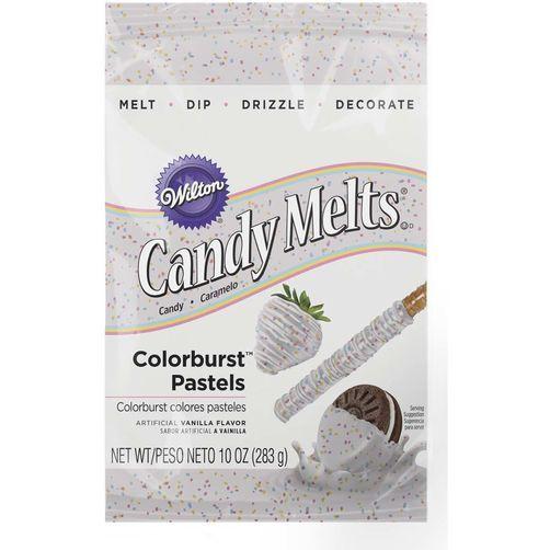Pastel Colorburst Candy Melts Candy