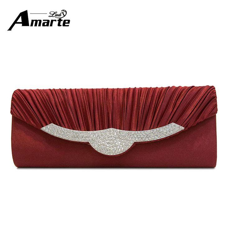 Women high quilty wedding evening bag shoulder crossbody bag day clutches women's messenger bag fashion amarte brand handbag