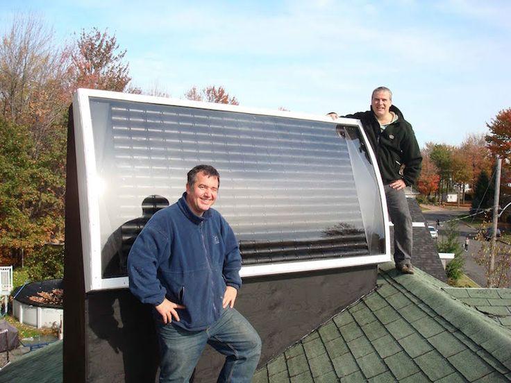 les 25 meilleures id es de la cat gorie panneaux solaires sur pinterest chauffage solaire. Black Bedroom Furniture Sets. Home Design Ideas