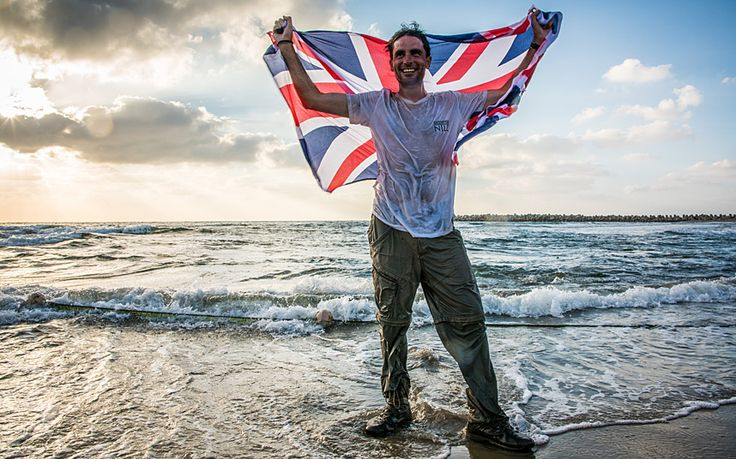 Levison Wood's nine-month odyssey saw him walk more than 4,000 miles through Africa from the source of the Nile in Rwanda to the shores of the Mediterranean.