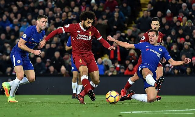 Salah reaches 10 Premier League goals in record-equalling time