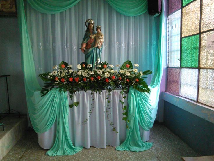 408 Best Images About Altar Decorations On Pinterest