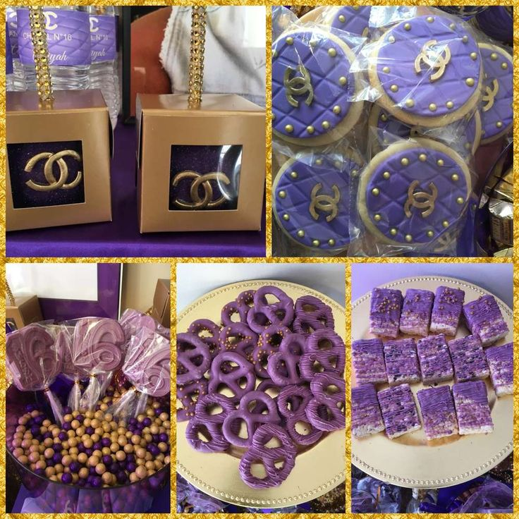 Coco Chanel Birthday Party Ideas Chanel Party Ideas