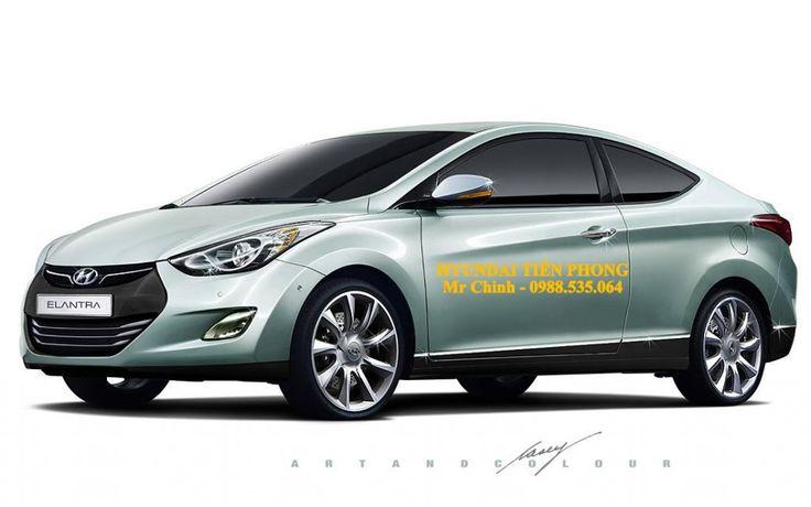Hyundai Elantra Coupe 2013. http://www.hyundaivietnam.net.vn/hyundai-elantra-coupe.html
