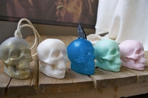 Fresh Coast skull soaps