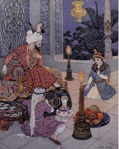 ガラン版「千一夜(アラビアンナイト) 第一巻」 - galland | ブクログのパブー                                                                                                                                                                                 もっと見る
