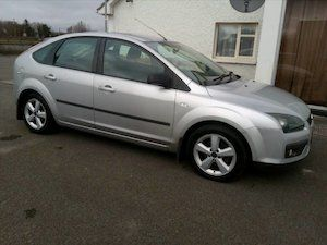 Ford Focus 1.6 Diesel TDCI, In Mint Condition Inside And Out,Driving Perfectly NCT Until December 2018,Taxed Until August 2018,Just Serviced Last Month And Timing Belt Done Last Momth Also,Plenty Of Extras Including Fog Lights,Air Con,Electric Windows,CD Player, 16 Inch Alloy Wheels, Car Is A Bargain At This Price Forst To See Will Buy. Private Numbers Or Texts Will NOT Be Answered
