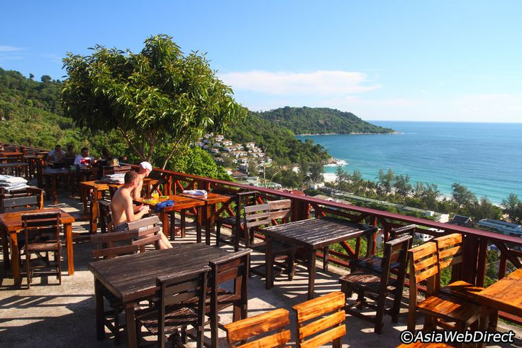 Kata Noi Viewpoint Bars Top 10 Attractions in Kata Beach Phuket