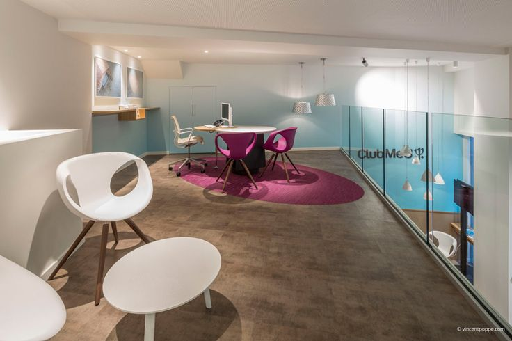 project by studio BURO5. the new branch of Club Med in Namur, the capital of Vallonia.   #DGA #LightAddicted #LED #producer #madeinitaly