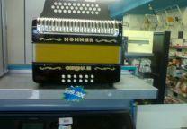 concertina, Instrumentos musicais à venda em Portugal