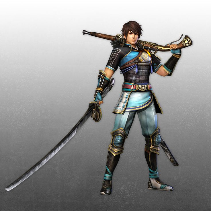 Warriors Orochi 3 Ultimate Rare Weapons: Male Protagonist Of Sengoku Musou Chronicle 3