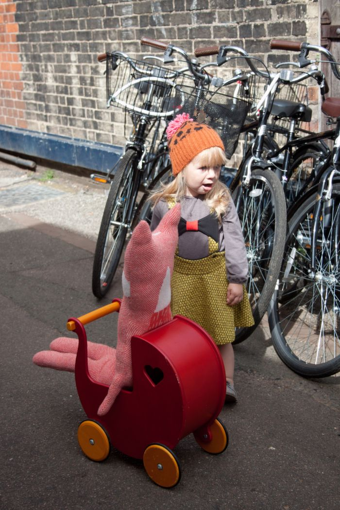 Babiekins MagazineAutumn in Cambridge Baby strollers