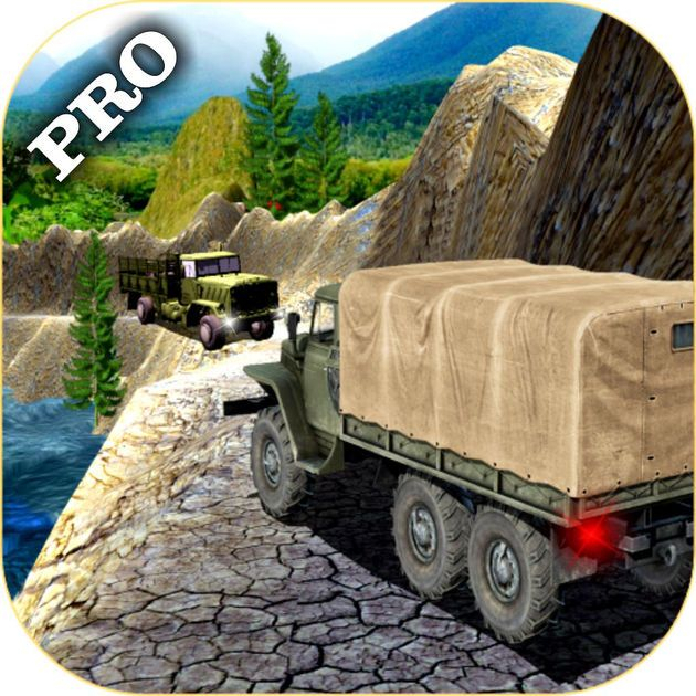 #NEW #iOS #APP Drive US Army Cargo Truck Pro - Rafique Ahmed