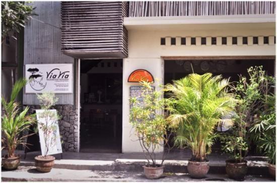 ViaVia Jogja - Cooking courses in Yogyakarta. Guesthouse.