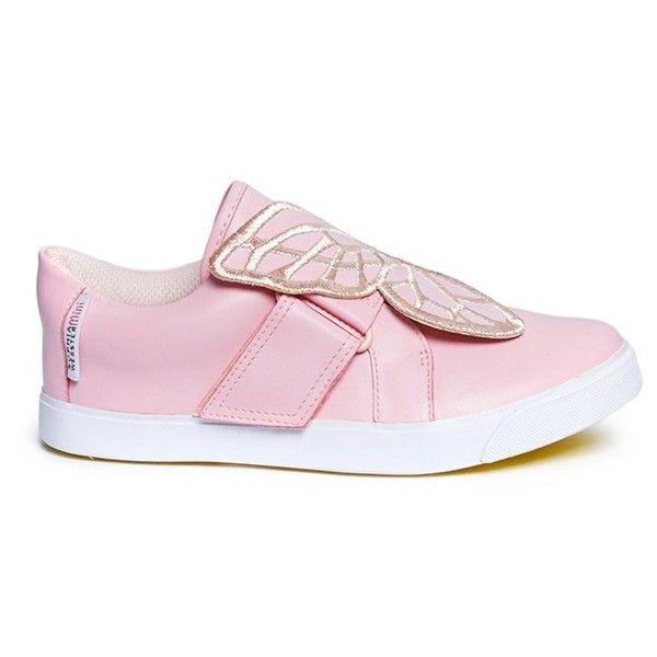 Sophia Mini-slip De Webster Pom Pom Chaussures De Sport - Métallique eNRKl