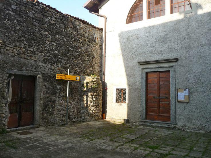Villa: S. Rocco church