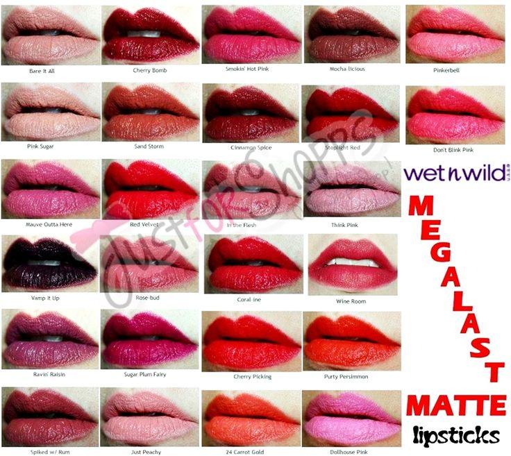Wet and Wild Megalast Lipstick | Wet n Wild Megalast Lipcolor Summary
