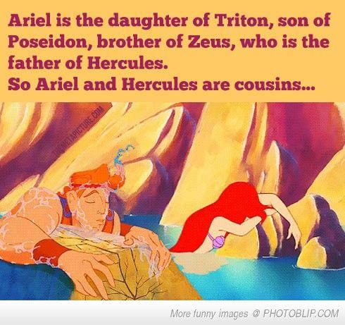 Disney Mind Blowing Realization