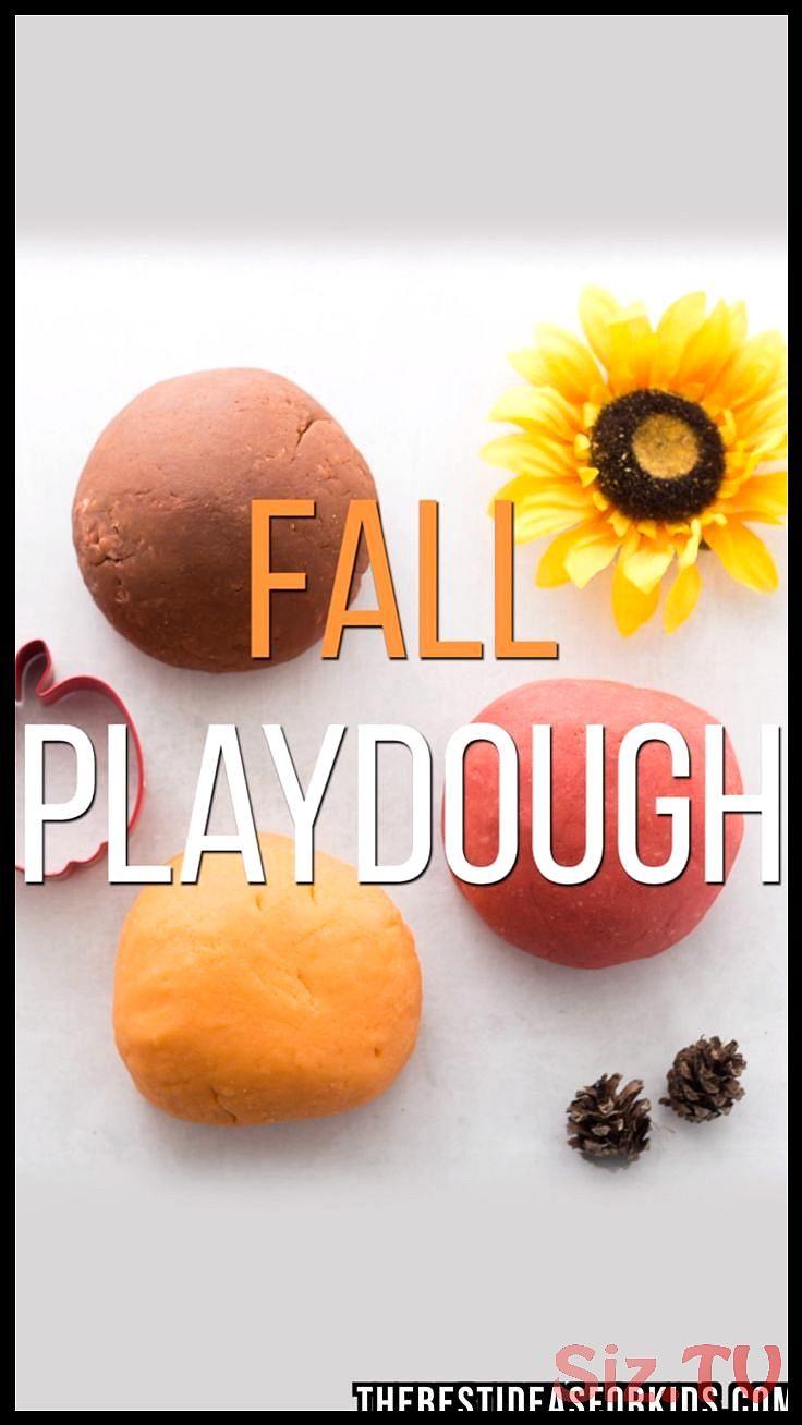 Fall Playdough Fall Playdough The Best Ideas for K…
