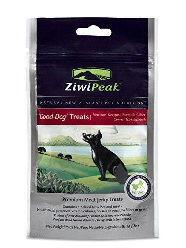 ZiwiPeak Venison Dog Treats (3 oz.) ** For more information, visit image link. #DogSnacks