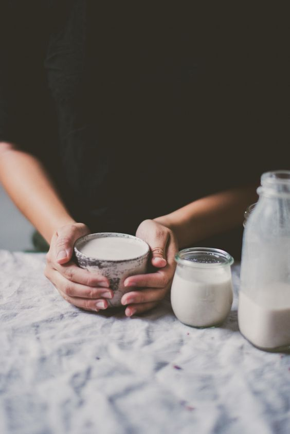 If you're not the biggest fan of dairy, read on about the benefits of almond milk.