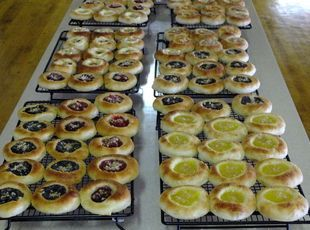 Kolache - Czech Pastry Recipe (from Tabor,SD Czech Days.)