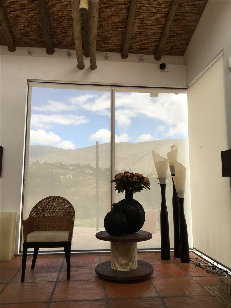 Persiana - solar Screen - enrollable - cortina - decoración. Web: cristhianfajardo.com      Móvil: 3107590846.  Bogotá-Colombia