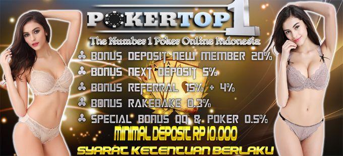 Situs Poker Online Terpercaya Indonesia Uang Asli - agen judi online terpercaya di indonesia dengan banyak jenis permainan cukup menggunakan 1 user ID anda dapat menikmati 6 jenis permainan sekaligus bersama pokertop1.net