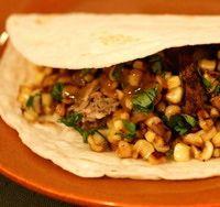 Sweet Corn Tacos