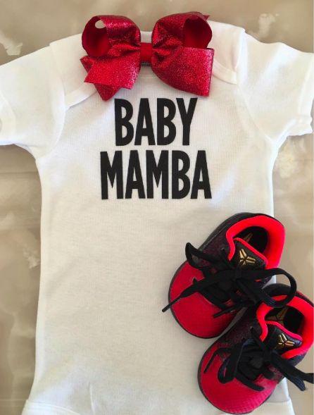 Kobe Bryant and Wife Vanessa Welcome Baby Girl http://www.babynames.com/blogs/celebrities/kobe-bryant-and-wife-vanessa-welcome-baby-girl/