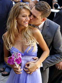 Michael Buble Wife's Pregnancy Cravings