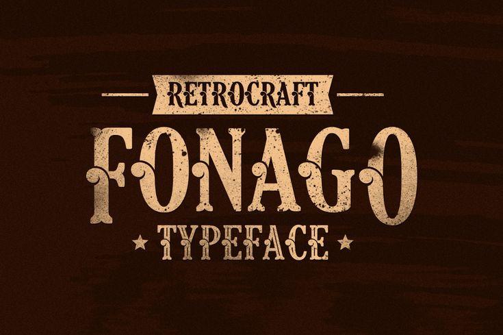 Download Free Font Bundle Vol. 2 (Bundle) · Creative Fabrica ...
