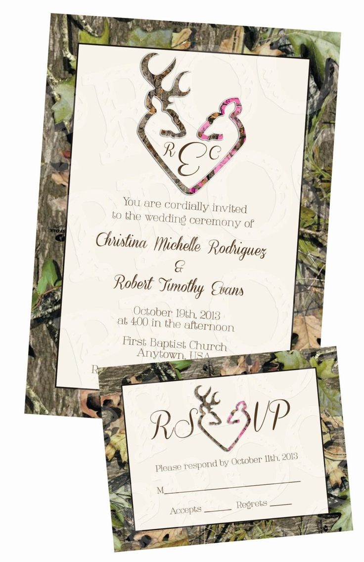 38 best Cool wedding ideas images on Pinterest | Camouflage wedding ...