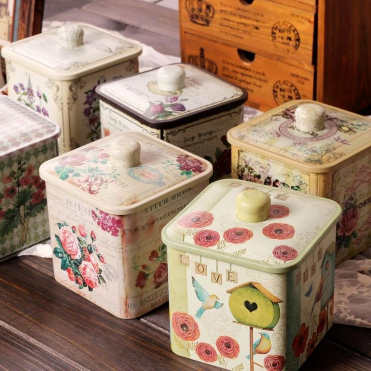 Cheap box multimedia, Buy Quality boxes for baby shower directly from China coffee box Suppliers: Vintage Style Metal Stroage Box with cover Size: 14.3*12.5*12.5cmMaterial: Tin      &