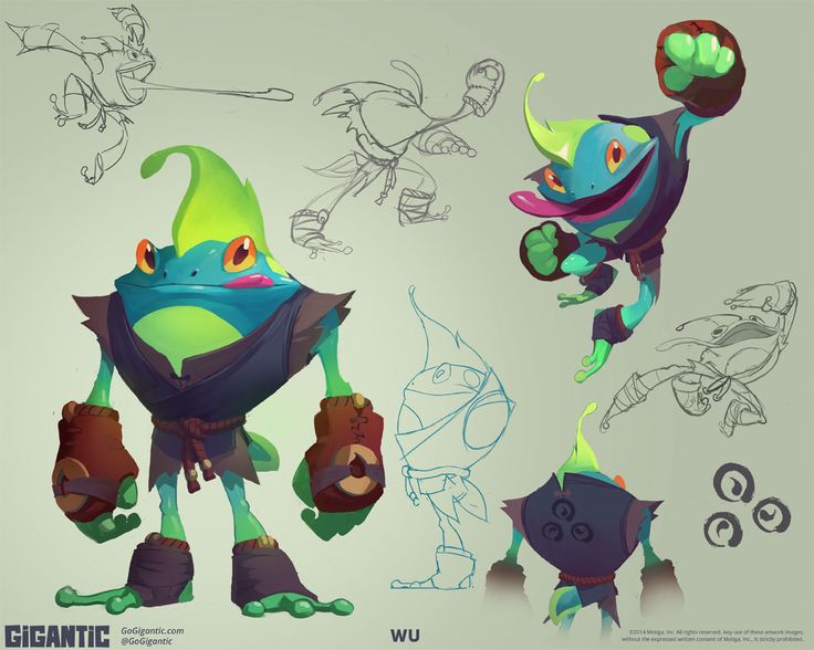 Mais artes do game Gigantic, do estúdio Motiga | THECAB - The Concept Art Blog                                                                                                                                                     Mais