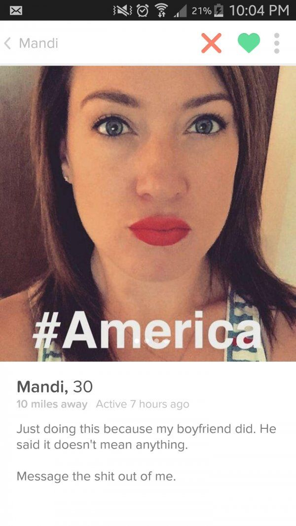 good bios for tinder dating