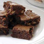 Brownies alle nocciole. Molto buono già provato.