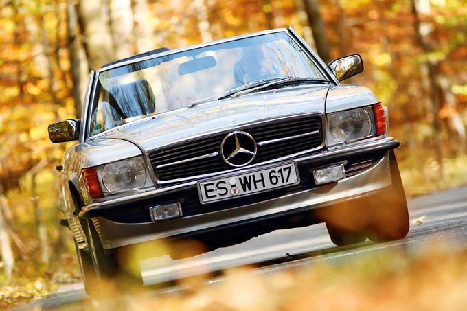 Mercedes-Benz SL R107