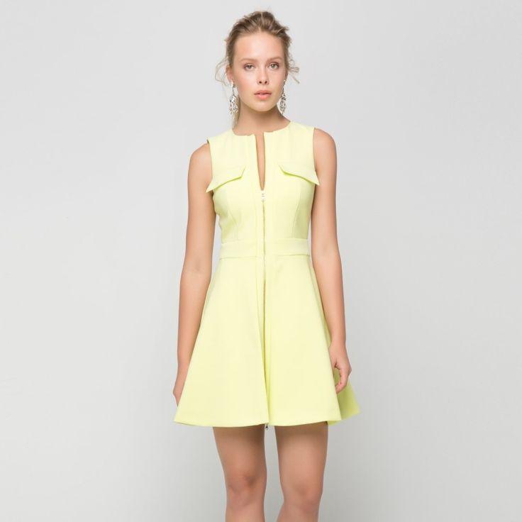 İpekyol Sarı Elbise Modelleri