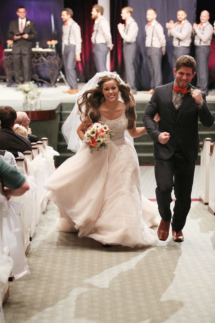 Best 25  Jessa duggar wedding ideas on Pinterest | Jessa duggar ...