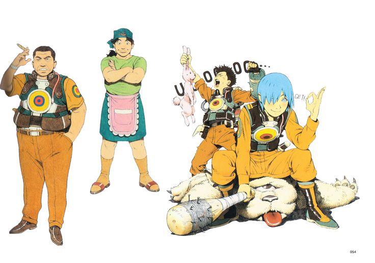 Degree For Character Design : Best masters tatsuyuki tanaka images on pinterest