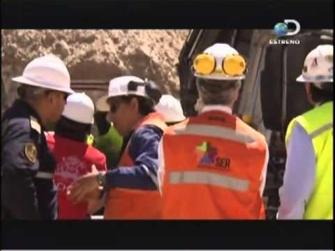 5/6 Rescate de Mineros Chilenos 70 dias bajo tierra Programa Especial de Discovery Channel - http://www.nopasc.org/56-rescate-de-mineros-chilenos-70-dias-bajo-tierra-programa-especial-de-discovery-channel/